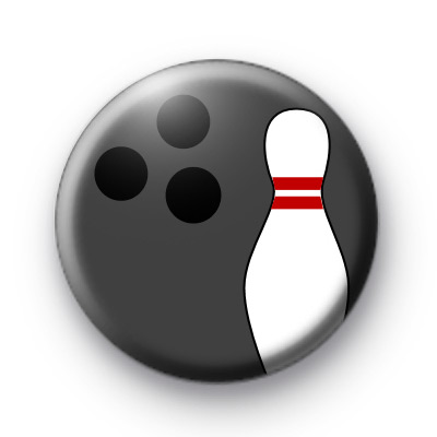 Bowling Ball Badges