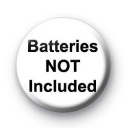 Batteries NOT Included badge