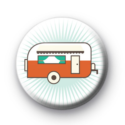 Camper Van Roadtrip Badge