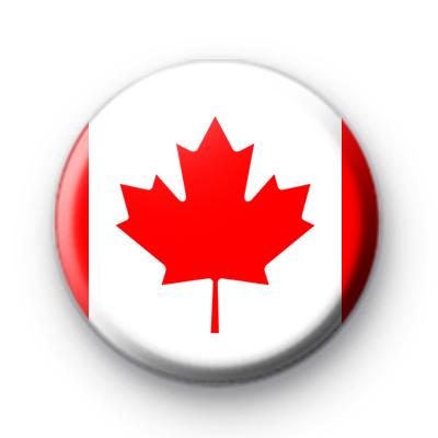 Canadian Flag Badge