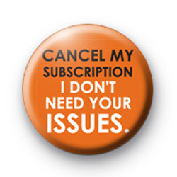 I dont need your issues badge