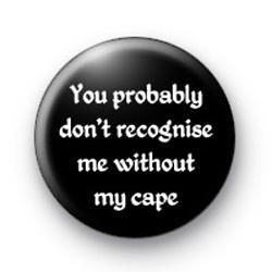 Cape Button Badges