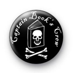 Captain Book's Crew badges