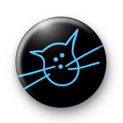 Blue Cat Badge