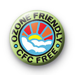 Ozone Friendly Badge