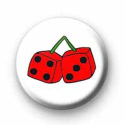 Cherry Dice badges