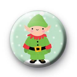 Christmas Elf Badge