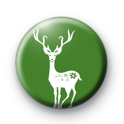 Christmas Stag Badges
