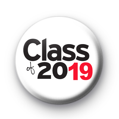 Class Of 2019 Badge
