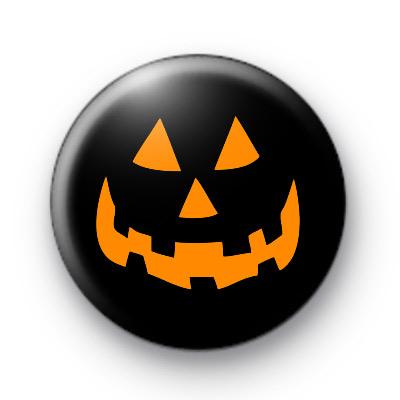 Classic Spooky Pumpkin 1 Badges