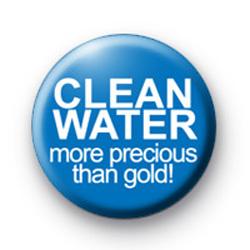 Clean Water badge
