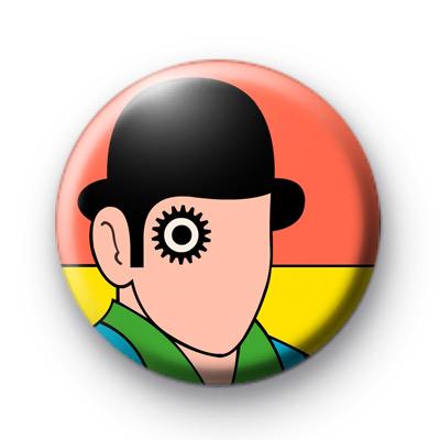 A Clockwork Orange Pinback Badges