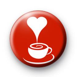 Coffee Love Badge