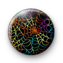 Rainbow Spiders Web badges