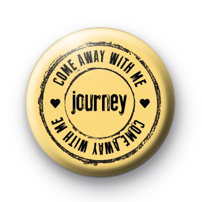 Come Away With Me Badge