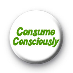 Consume Consciously Badge