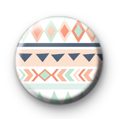 Cute Crafty Pattern Button Badge