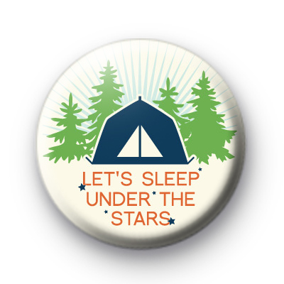 Lets Sleep Under The Stars 2 Badge