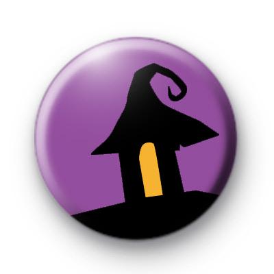 Creepy Haunted House Badges
