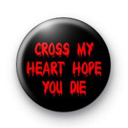 Cross My Heart badge