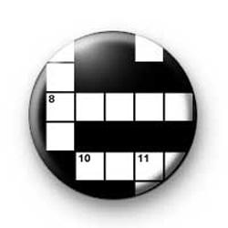 Crossword Puzzle badges