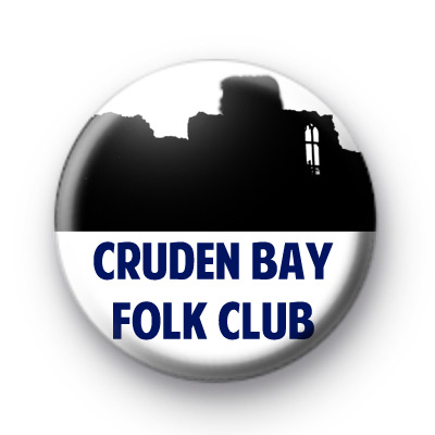 Cruden Bay Folk Club badge