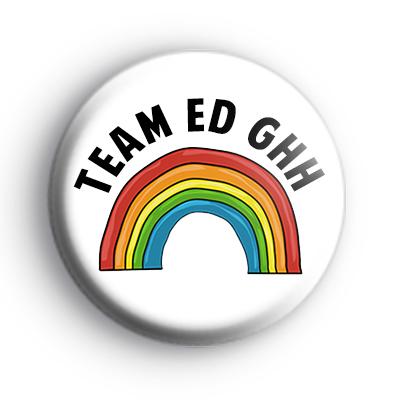 Custom Team ED GHH Rainbow Badge