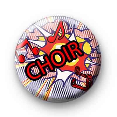 Custom Choir Badges