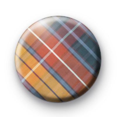 Custom Tartan Badge