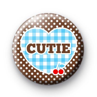 Cutie Cherry Badges