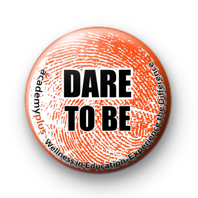 Dare To Be Wellness In Education Badge