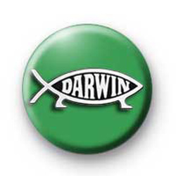 Darwin Fish badges