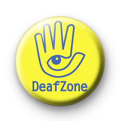 Deaf Zone Badges