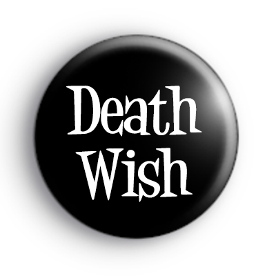 Death Wish Badge