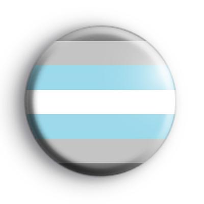 Demiboy Pride Flag Badge