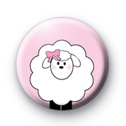Dolly the Sheep Badge