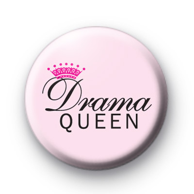 Drama Queen Crown badge