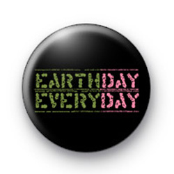 Earth day Everyday badge