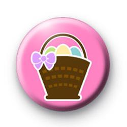 Easter Egg Basket Badge