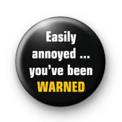 Warned badges
