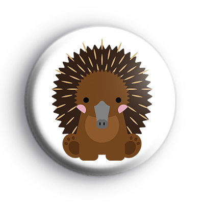 Echidna Badge