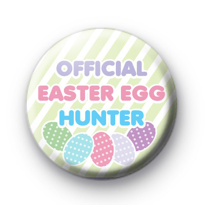 Egg Hunter Badge