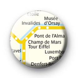 La Tour Eiffel (Eiffel Tower) badges