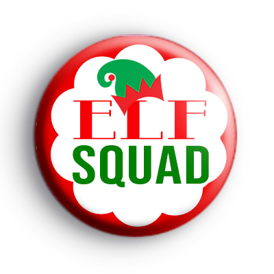 ELF Squad Christmas Badge
