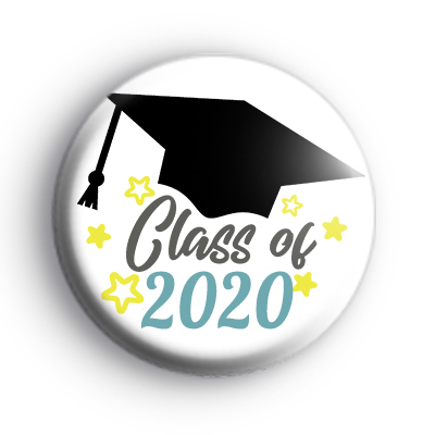 Student Keepsake Class of 2020 Badge