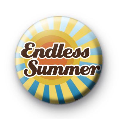 Endless Summer Button Badges