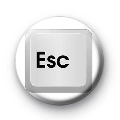 Esc Key Button Badges