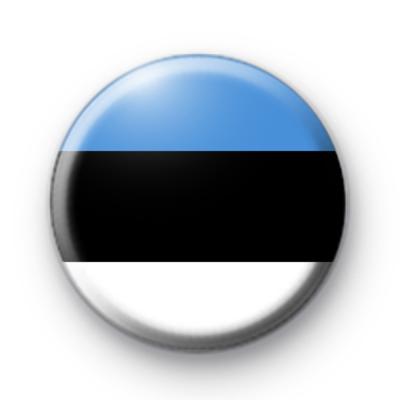 Estonian Flag Badge