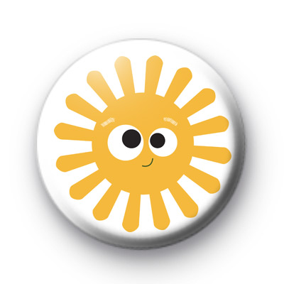 Everyone Loves a Little Sunshine Badge
