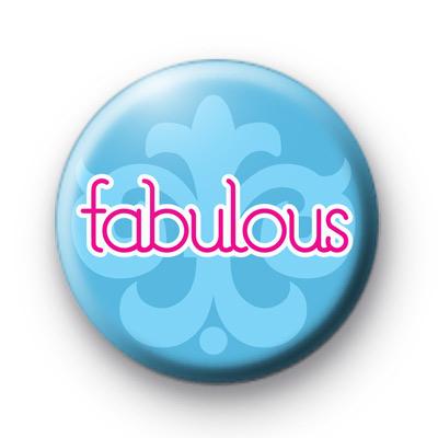 Fabulous Button Badges